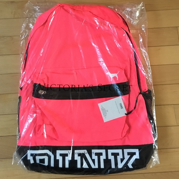 PINK Victoria's Secret - New VS Pink Nation backpack from Ramona's ...