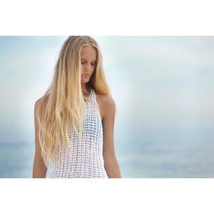 Mikoh Dresses & Skirts - 💫Mikoh St. Martin Crochet Tank Dress