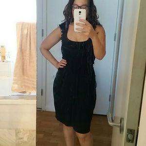 Only Hearts black jersey dress