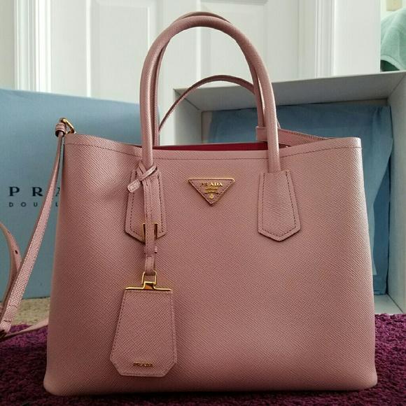 Prada Bags   Double Bag   Poshmark 829cb89f1e
