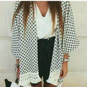 WILA Jackets & Blazers - SALE ❗❗ Boho Kimono Jacket