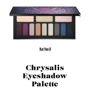Kat Von D Other - Kat Von D Chrysalis palette