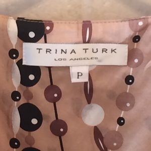 Trina Turk silk top