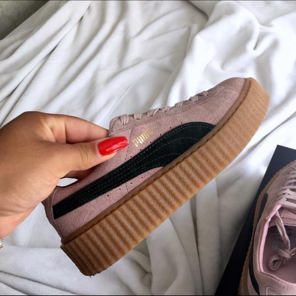 Buy \u003e puma pink and green shoes Limit