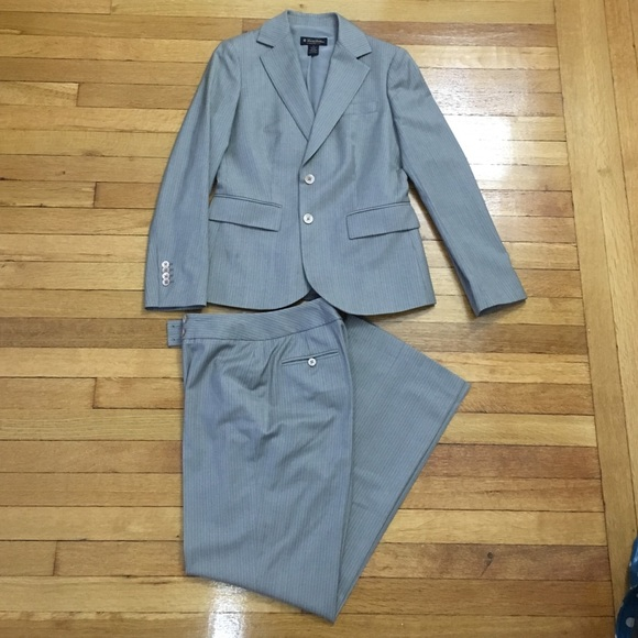 dc91f35943b Brooks Brothers Jackets   Blazers - Brooks Brothers grey suit with pants