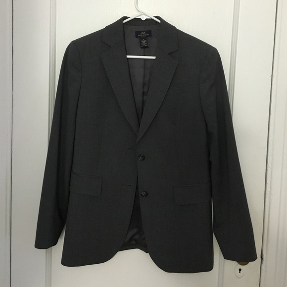 Brooks Brothers - Brooks Brothers dark grey suit jacket from M's ...
