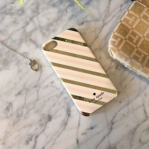 kate spade Accessories - Kate Spade 5/5S Case