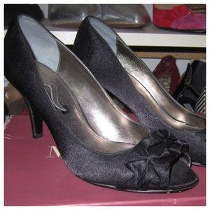 Nina Shoes - Nina satin shoes