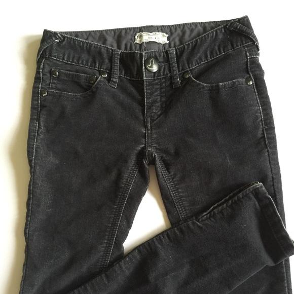 3354d0b0a9 Free People Pants - Free People Uncut Cord Ankle Zip Pants Size 25