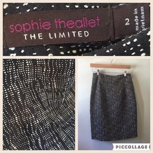 Sophie Theallet Dresses & Skirts - Sophie Theallet pencil skirt with pockets size 2