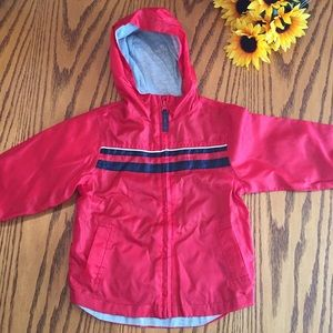 Circo Other - Circo Red Lightweight windbreaker jacket. 2T