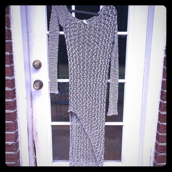 Helmut Lang sweater dress size P XS