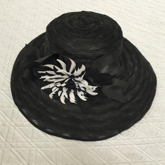2dbe340419a Miss Bierner Accessories | Ladies Kentucky Derby Style Hat | Poshmark