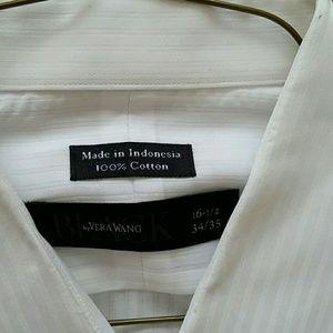 Vera Wang Shirts - Men's Vera Wang french cuff dress shirt (16.5)