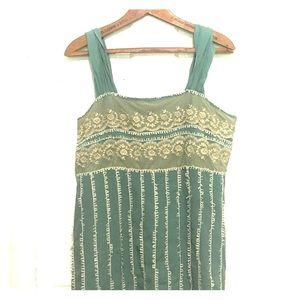 •Beautiful Teal Dress•