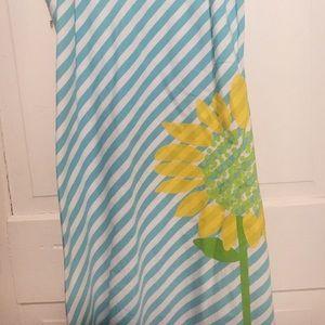•Lilly Pulitzer Sunflower Sundress•