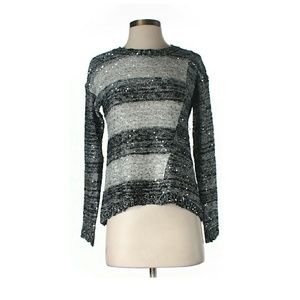 Sequined Sweater From The Limited