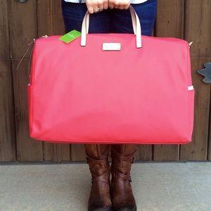 kate spade Handbags - 2 Left!❤️Kate Spade XL Weekender Travel Bag