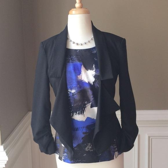 16699c6a2d90b Audrey 3 + 1 Jackets   Blazers - Last Chance! Cropped blazer by Audrey 3