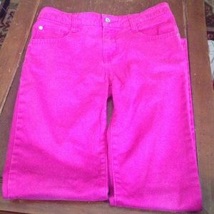 Epic Threads Other - Epic Threads Pink Skinny Jeans