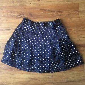 Betsey Johnson wrap skirt