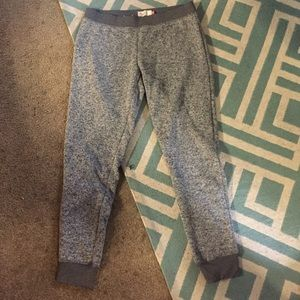 Grey XL leggings