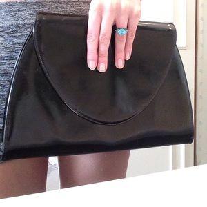 Host Pick!Vintage Patent Leather Handbag