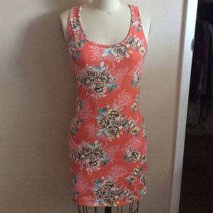 Ambiance Apparel Dresses & Skirts - Floral Bodycon Dress