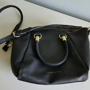 Danielle Nicole black shoulder bag