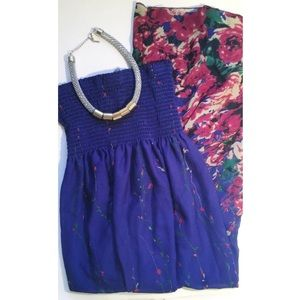 Dresses & Skirts - Strapless Maxi🎀