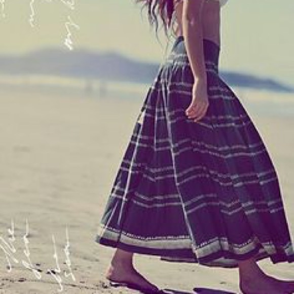 6833fa3ad1 Free People Dresses & Skirts - Free People | FP One Bali Maxi Skirt