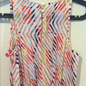 BCBGeneration Dresses - BCBGeneration multicolor layered dress