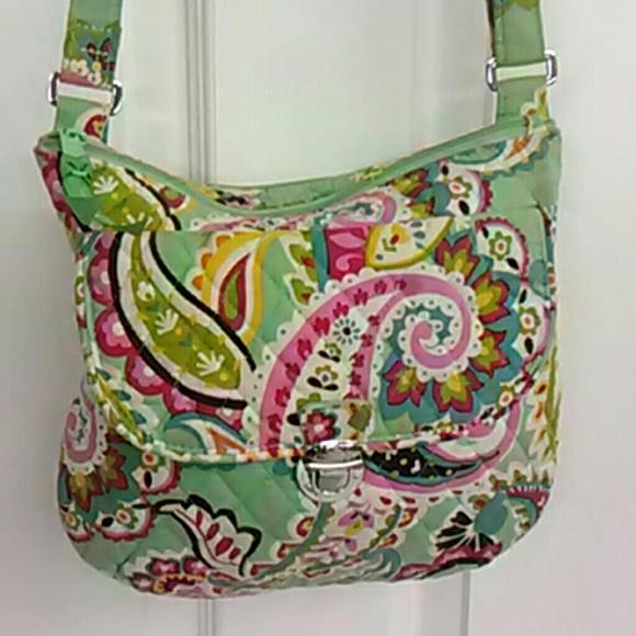 Vera Bradley small crossbody bag Tutti Frutti. M 57c35b7a522b455e4200f5a5 ac14fef7ca1ac
