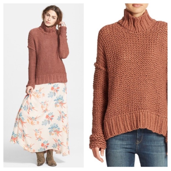 77% off Free People Sweaters - FREE PEOPLE Long Summer' Funnel ...