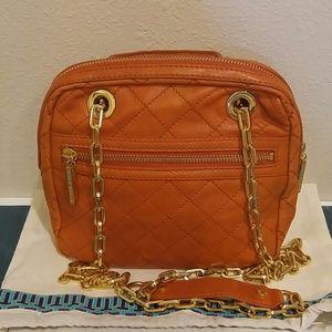 New orange Tory Burch crossbody/shoulder bag
