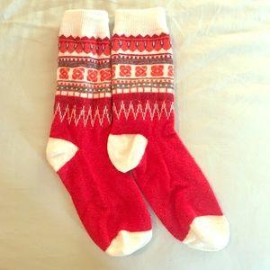 ☃️❄️HP❄️☃️ GAP women's warm winter crew socks