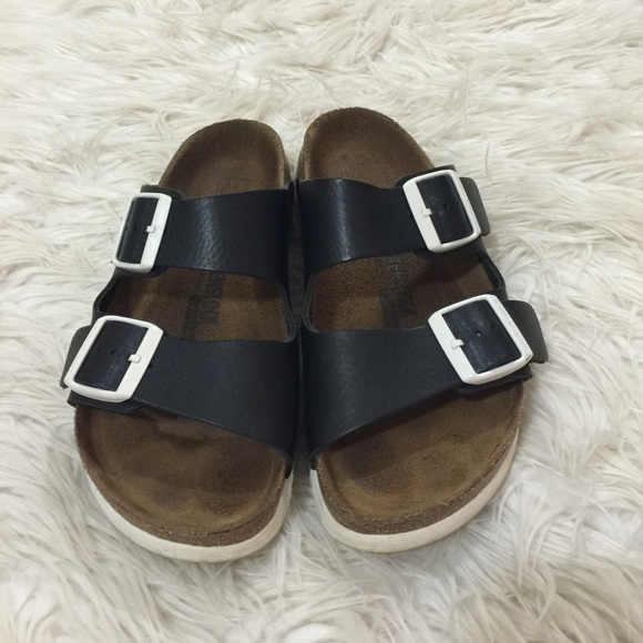 8e3c33f1a63 Birkenstock Shoes - Birkenstock Arizona Super Grip Soft Footbed Sandal