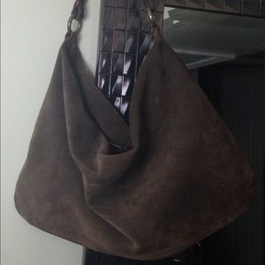 GAP Split Leather bag