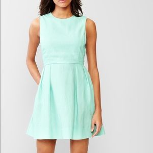 Gap fit and flare dress