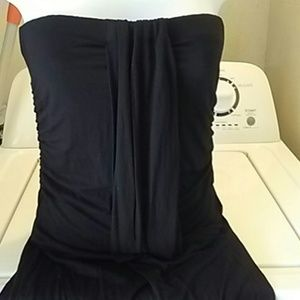 Ferrecci Dresses & Skirts - Black mini toga dress