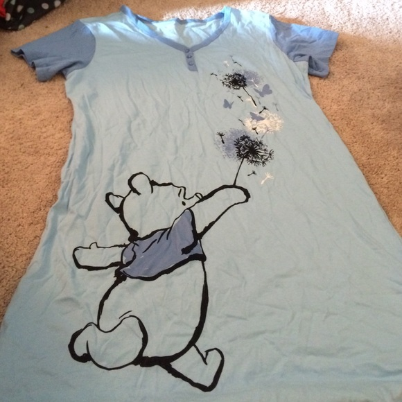 83fd1f6d68d0 Disney Other - M L Winnie The Pooh Nightie