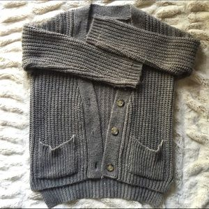 Big Knit Sweater