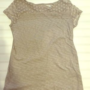 LC Lauren Conrad Sweaters - NWT Lauren Conrad sweater with lace size S