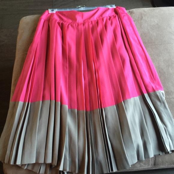 59 loft dresses skirts loft pleated