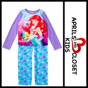 AME Sleepwear Other - ❗1-HOUR SALE❗ARIEL FLEECE Costume PAJAMAS SET