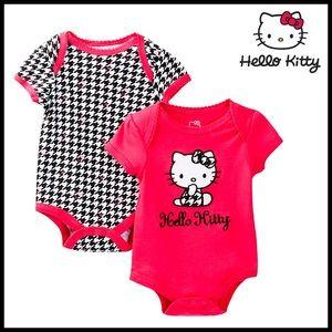 Hello Kitty Other - ❗️1-HOUR SALE❗️HELLO KITTY Bodysuits- 2 piece set