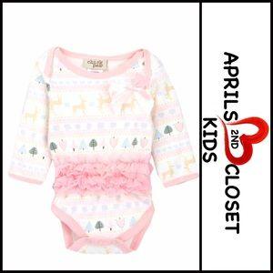Boutique Other - ❗️1-HOUR SALE❗️REINDEER HOLIDAY Onesie Bodysuit