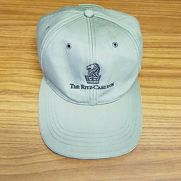 Authentic Ritz Carlton hotel hat cap. M 57c38b4d4225be4236015618 3035c5a486d