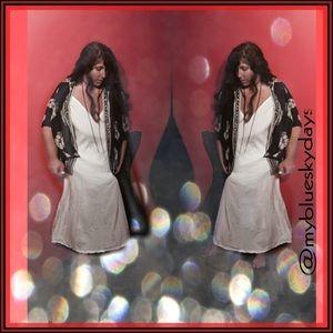@myblueskydays Dresses & Skirts - 🌿Boho & Jacket Bundle🌿