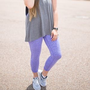 Free People Infinity cutout Running Leggings